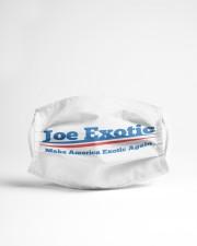 Joe Exotic Cloth face mask aos-face-mask-lifestyle-22
