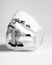 I dont give a rat Cloth face mask aos-face-mask-lifestyle-21