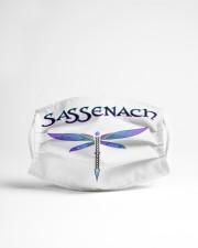 Sassenach Cloth face mask aos-face-mask-lifestyle-22