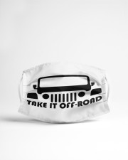LH Take It Off Road Cloth face mask aos-face-mask-lifestyle-22