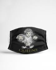Golden Queens Cloth face mask aos-face-mask-lifestyle-22