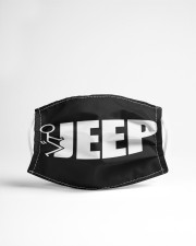 LH Jeep Funny Cloth face mask aos-face-mask-lifestyle-22