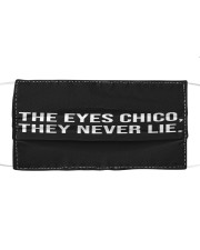 The eyes chico Cloth face mask front