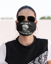 Picture it quarantine Cloth face mask aos-face-mask-lifestyle-02