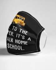 School Bus Driver Cloth face mask aos-face-mask-lifestyle-21