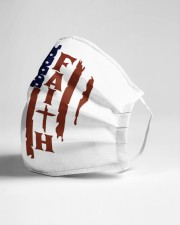 Faith flag Cloth face mask aos-face-mask-lifestyle-21