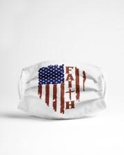 Faith flag Cloth face mask aos-face-mask-lifestyle-22