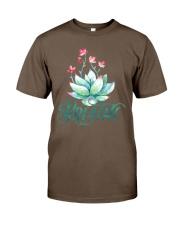 LH Breathe yoga Classic T-Shirt thumbnail