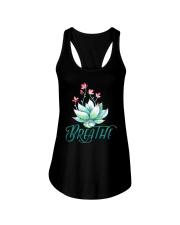 LH Breathe yoga Ladies Flowy Tank thumbnail