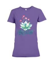 LH Breathe yoga Premium Fit Ladies Tee thumbnail