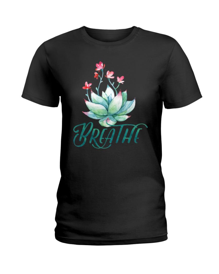 LH Breathe yoga Ladies T-Shirt