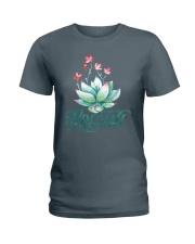 LH Breathe yoga Ladies T-Shirt tile