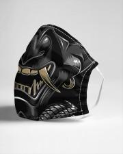 Samurai Cloth face mask aos-face-mask-lifestyle-21