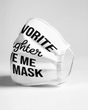 My Favorite Daughter Cloth face mask aos-face-mask-lifestyle-21