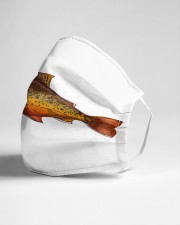 Brook Trout Cloth face mask aos-face-mask-lifestyle-21