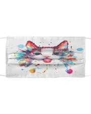 LH Cat 2 Cloth face mask front