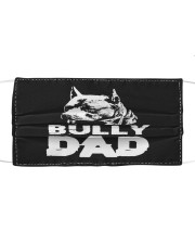 Bully Dad Cloth face mask front