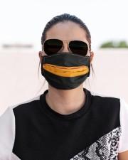 Hot Dog Cloth face mask aos-face-mask-lifestyle-02