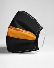 Hot Dog Cloth face mask aos-face-mask-lifestyle-21