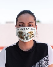 LH It's Ruff Out Here Dog Cloth face mask aos-face-mask-lifestyle-03