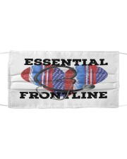 Essential Frontline Cloth face mask front