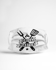 Grill Master Cloth face mask aos-face-mask-lifestyle-22