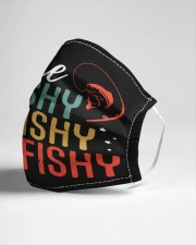 Here fishy fishy Cloth face mask aos-face-mask-lifestyle-21