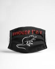 Mouse rat Cloth face mask aos-face-mask-lifestyle-22