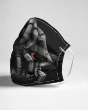 Bane Mad Cloth face mask aos-face-mask-lifestyle-21