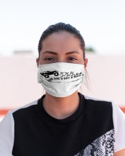 LH Run She Got Jeep Cloth face mask aos-face-mask-lifestyle-03