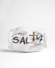 Stay Be Salty Cloth face mask aos-face-mask-lifestyle-22