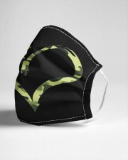 Army Mom Cloth face mask aos-face-mask-lifestyle-21