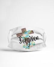 Forgiven Cloth face mask aos-face-mask-lifestyle-22
