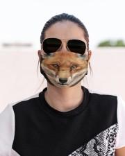 Fox Snout Cloth face mask aos-face-mask-lifestyle-02