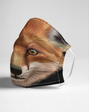 Fox Snout Cloth face mask aos-face-mask-lifestyle-21