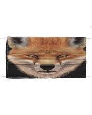 Fox Snout Cloth face mask front