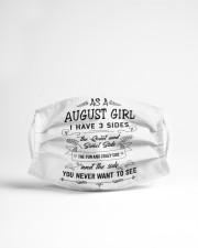 As a August Girl Cloth face mask aos-face-mask-lifestyle-22