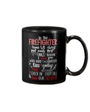 In this firefighter home Mug thumbnail