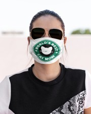 Best Cat Mom Cloth face mask aos-face-mask-lifestyle-02