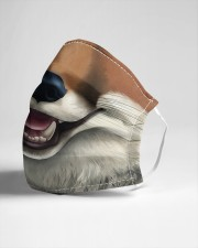 Red Fox Face Cloth face mask aos-face-mask-lifestyle-21