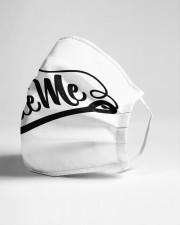 Bite me Cloth face mask aos-face-mask-lifestyle-21