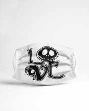 Love jack sally Cloth face mask aos-face-mask-lifestyle-22