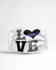 OO-B-15072031-Love thin blue line Cloth face mask aos-face-mask-lifestyle-22