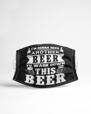 Need another beer Cloth face mask aos-face-mask-lifestyle-22