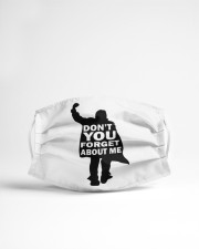 You dont forget about me Cloth face mask aos-face-mask-lifestyle-22