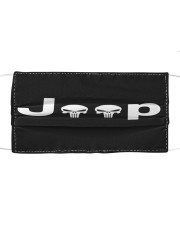 LH Jeep Skull 2 Cloth face mask front