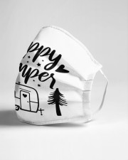 Happy Camper Cloth face mask aos-face-mask-lifestyle-21