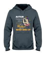LH Mother Who Never Gives Up Hooded Sweatshirt thumbnail
