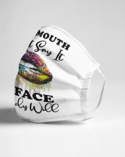 If my mouth doesnt say it Cloth face mask aos-face-mask-lifestyle-21