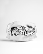 Just breathe Cloth face mask aos-face-mask-lifestyle-22